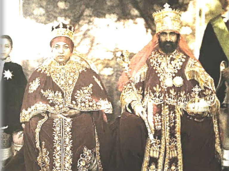 Coronation of Haile Selassie I