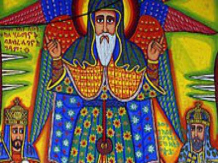 Saint Tekle Haymanot