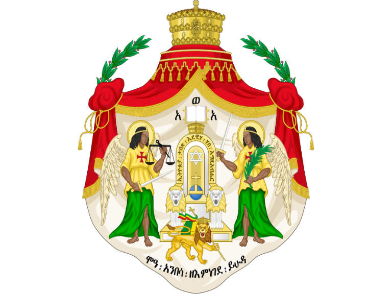The Imperial Crest of the House of Solomon