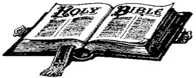 Illustration of the Holy Bible