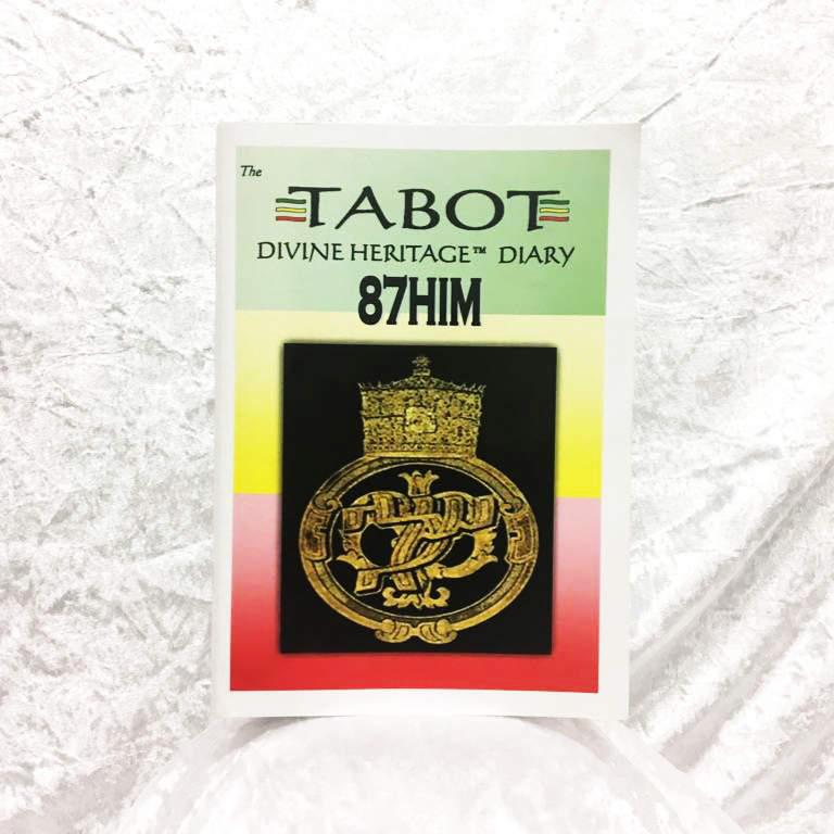 Tabot Heritage Diary Cover